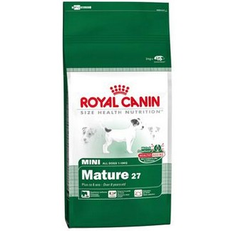 Royal Canin Mini Mature [пакет 8кг]