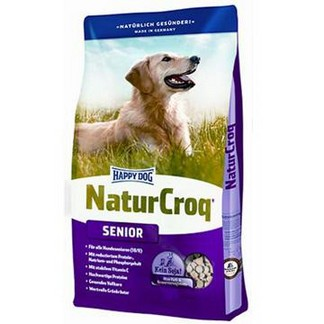 Happy Dog NaturCroq Senior [пакет 15кг]